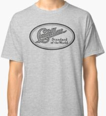 Vintage Ad - Cadillac Standard of the World Classic T-Shirt