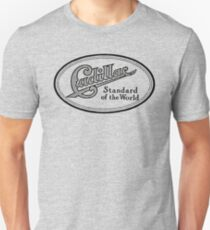 Vintage Ad - Cadillac Standard of the World T-Shirt
