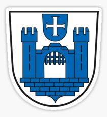 Ravensburg Coat of Arms, Germany Sticker