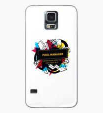 Poolmanager Hülle & Klebefolie für Samsung Galaxy
