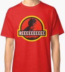 Jurassic PEPE - REEE Classic T-Shirt