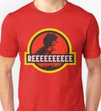 Jurassic PEPE - REEE Unisex T-Shirt