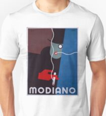 Vintage Advertisement Poster – Modiano Cigarettes T-Shirt