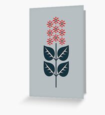Herbaceous Greeting Card