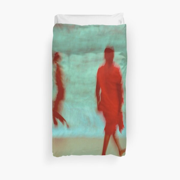 Where Souls Meet Duvet Cover