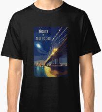 Nights of New York Classic T-Shirt