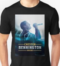 In Memory Chester Bennington 1976-2017 Unisex T-Shirt