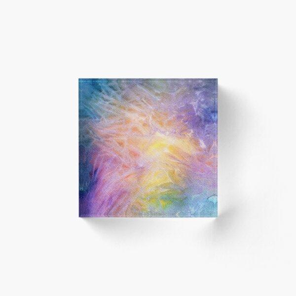 Avidya Acrylic Block