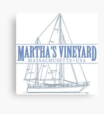 Martha's Vineyard Massachusetts Canvas Print