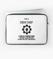 CREW CHIEF - NICE DESIGN 2017 Laptop Sleeve