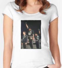 Camiseta entallada de cuello redondo Los Juegos Olímpicos de 1968 saludan por los derechos humanos