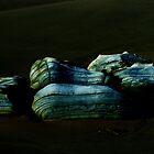 Blue Stones.....Nelson Bay by Imi Koetz