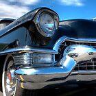 Big Black Cadillac by Adam Bykowski