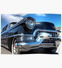 Big Black Cadillac Poster