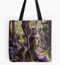 Heist of the Wizard's Staff Tote Bag