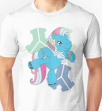 My Little Raver - Blue Stage Unisex T-Shirt