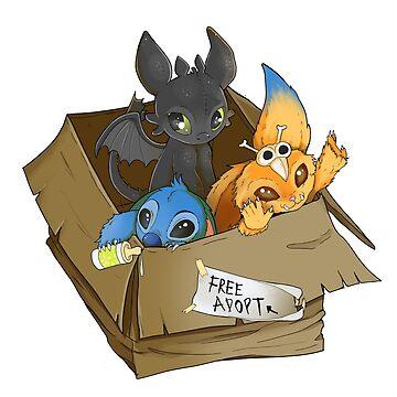 Free adopt! by Ewelsart