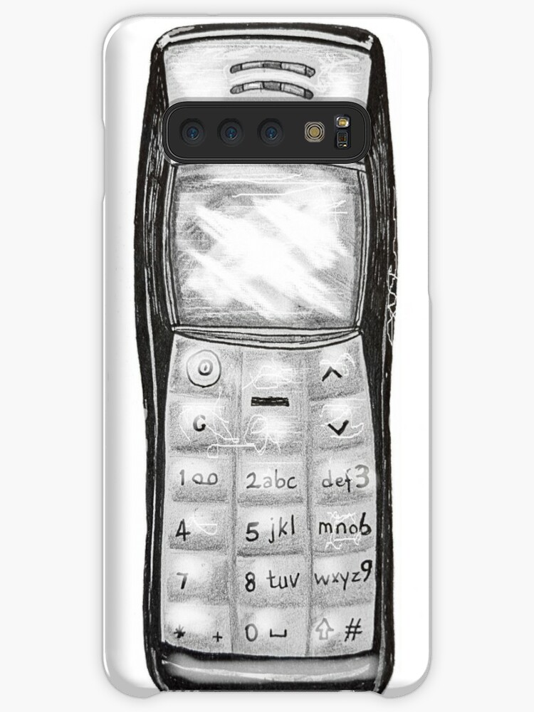 'Nokia 1100' Case/Skin for Samsung Galaxy by inkle