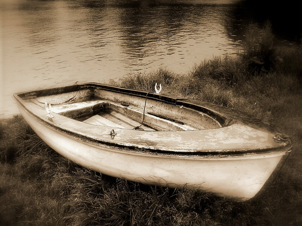 Sepia Boat by Kate Towers IPA