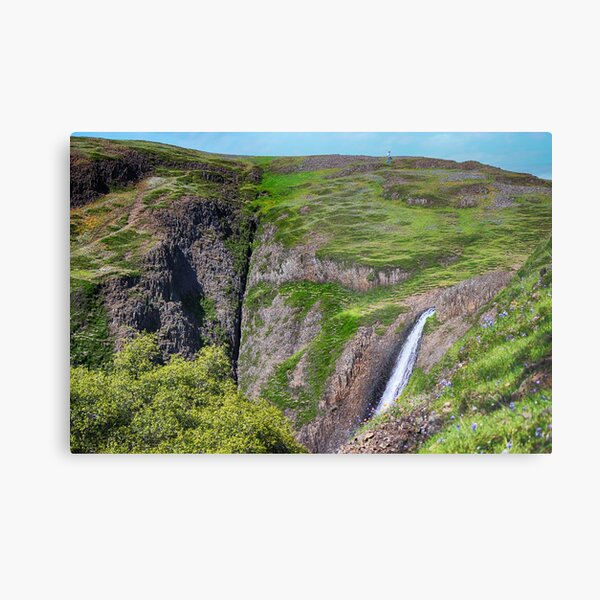 Phantom Falls - Table Mountain Metal Print