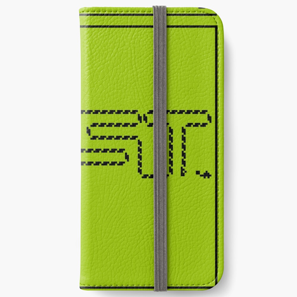 Psst, the Nokia Snake iPhone Wallet