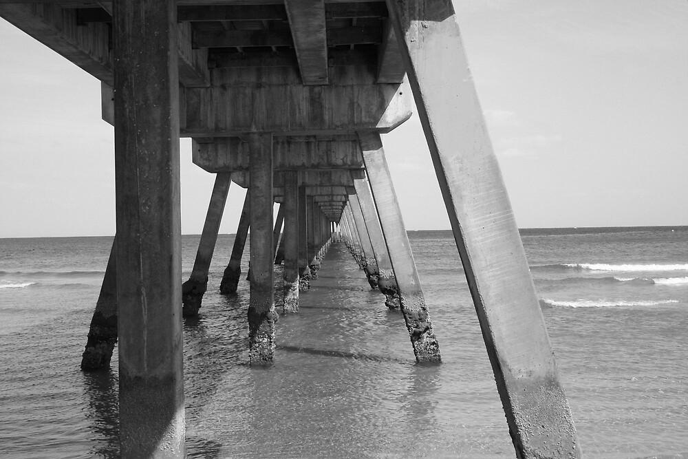 Deerfield Beach pier by photo4sale