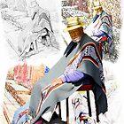 Sunny Grandpa III by Al Bourassa