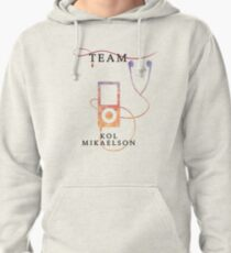 Team Kol Mikaelson - The Originals  - The Vampire Diaries Pullover Hoodie