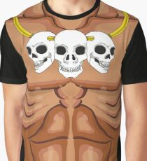 Dhalsim chest Graphic T-Shirt