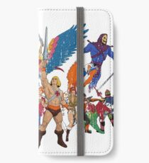 Master of the Universe - Princess Of Power iPhone Wallet/Case/Skin