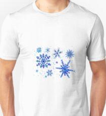 Copos de nieve T-Shirt