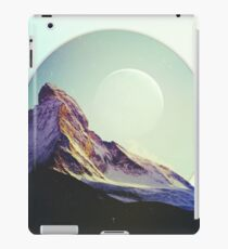 Moon Over the Mountain iPad Case/Skin