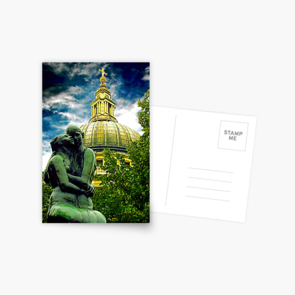 St Pauls Cathedral Postcard