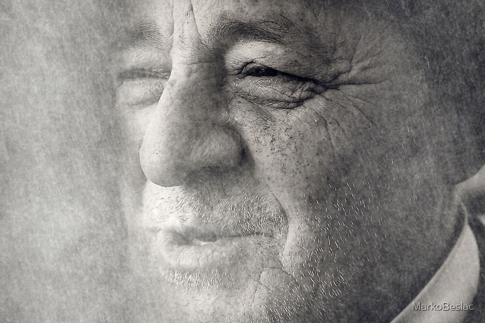 Portrait VIII by MarkoBeslac