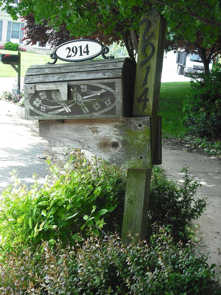 Mail Box by erinpasslow