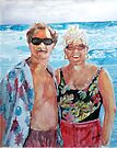 Love Cancun by Jim Phillips