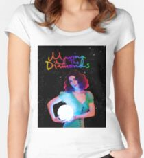 Marina and the Diamonds FROOT Women's Fitted Scoop T-Shirt