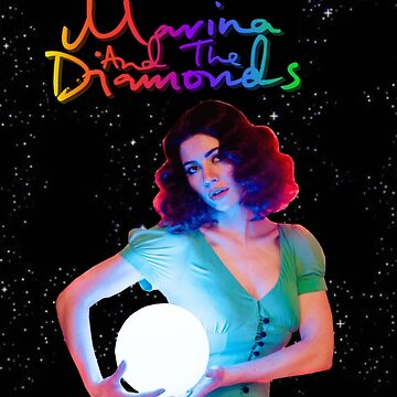 Marina and the Diamonds FROOT by QueenAliceEliz