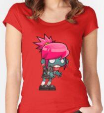 Halloween - Fun Zombie Women's Fitted Scoop T-Shirt
