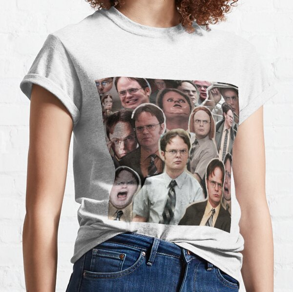 Dwight Schrute - The Office Classic T-Shirt