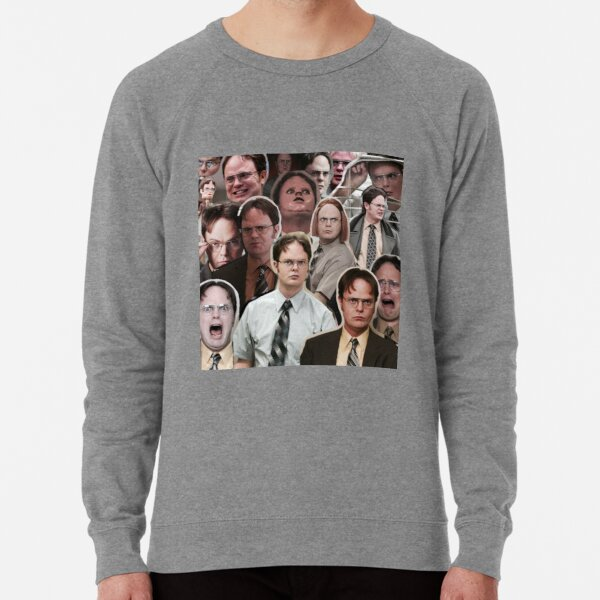 Dwight Schrute - The Office Lightweight Sweatshirt