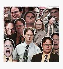 Dwight Schrute - The Office Photographic Print