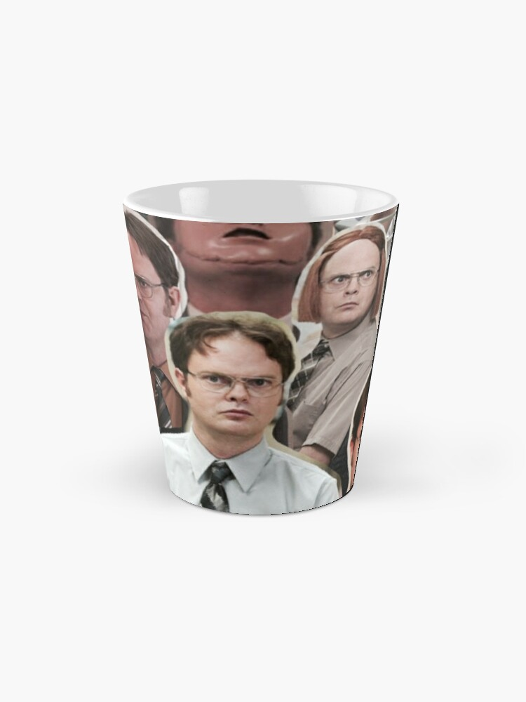 Alternate view of Dwight Schrute - The Office Mug