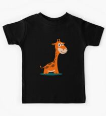 Animal Fun - Happy Giraffe Kids Clothes