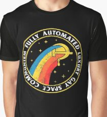 Fully Automated Luxury Gay Space Communism Graphic T-Shirt