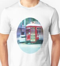 Streetcar  On Canal Street T-Shirt