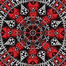 Majestic Sierpinski  by Beatriz  Cruz