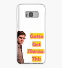 Louis Theroux - I Gotta Get Theroux This! Samsung Galaxy Case/Skin
