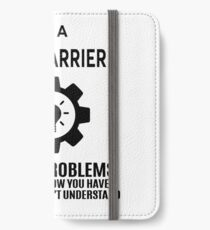 MAIL CARRIER - NICE DESIGN 2017 iPhone Wallet/Case/Skin