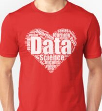 Data Science Love Unisex T-Shirt
